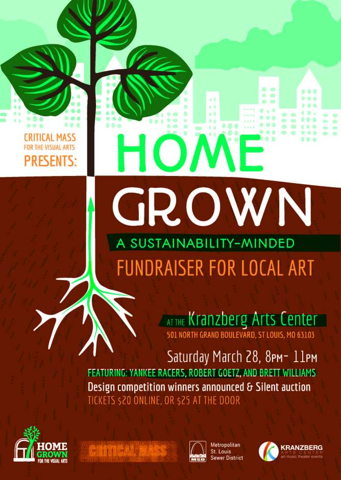 HomeGrown_fundraiser poster