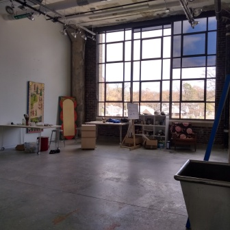Crosstown Arts, Individual Artist Studio (Courtesy of Lizzy Martinez)